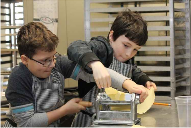 Berks kids come away from hands-on cooking class with sweet treats for Valentine's Day