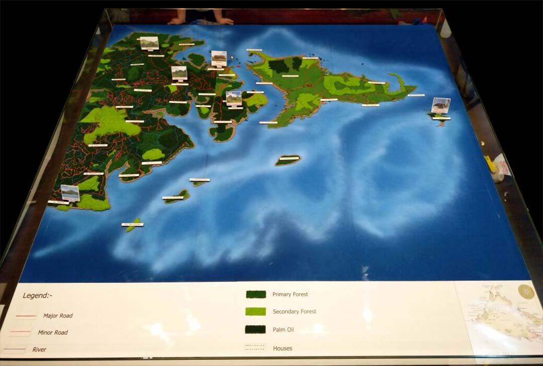 Semporna Map-1