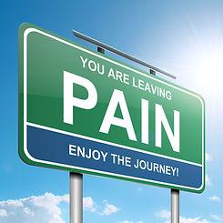 Pain on Notice board