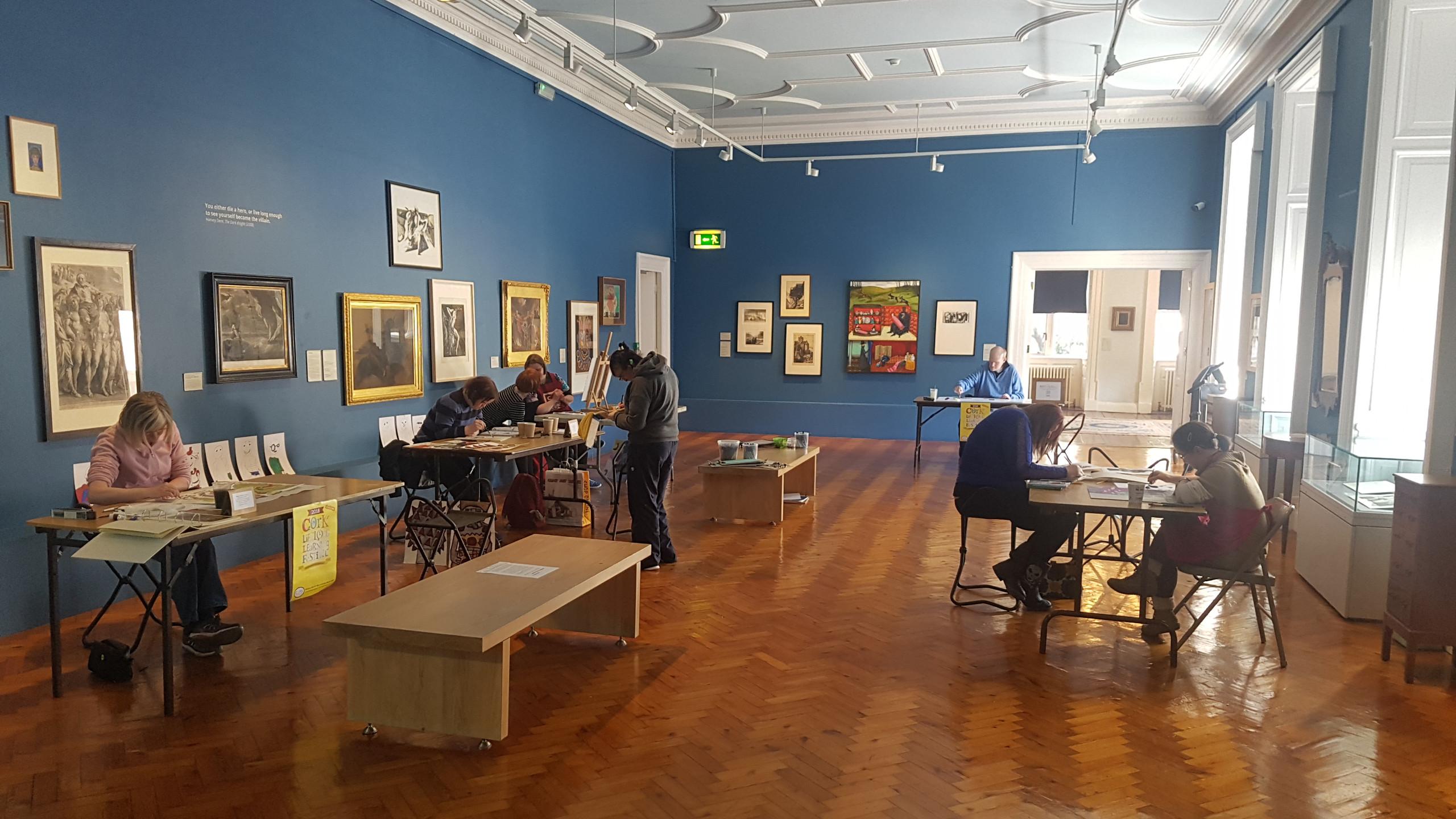 GASP Artists Open Studio
