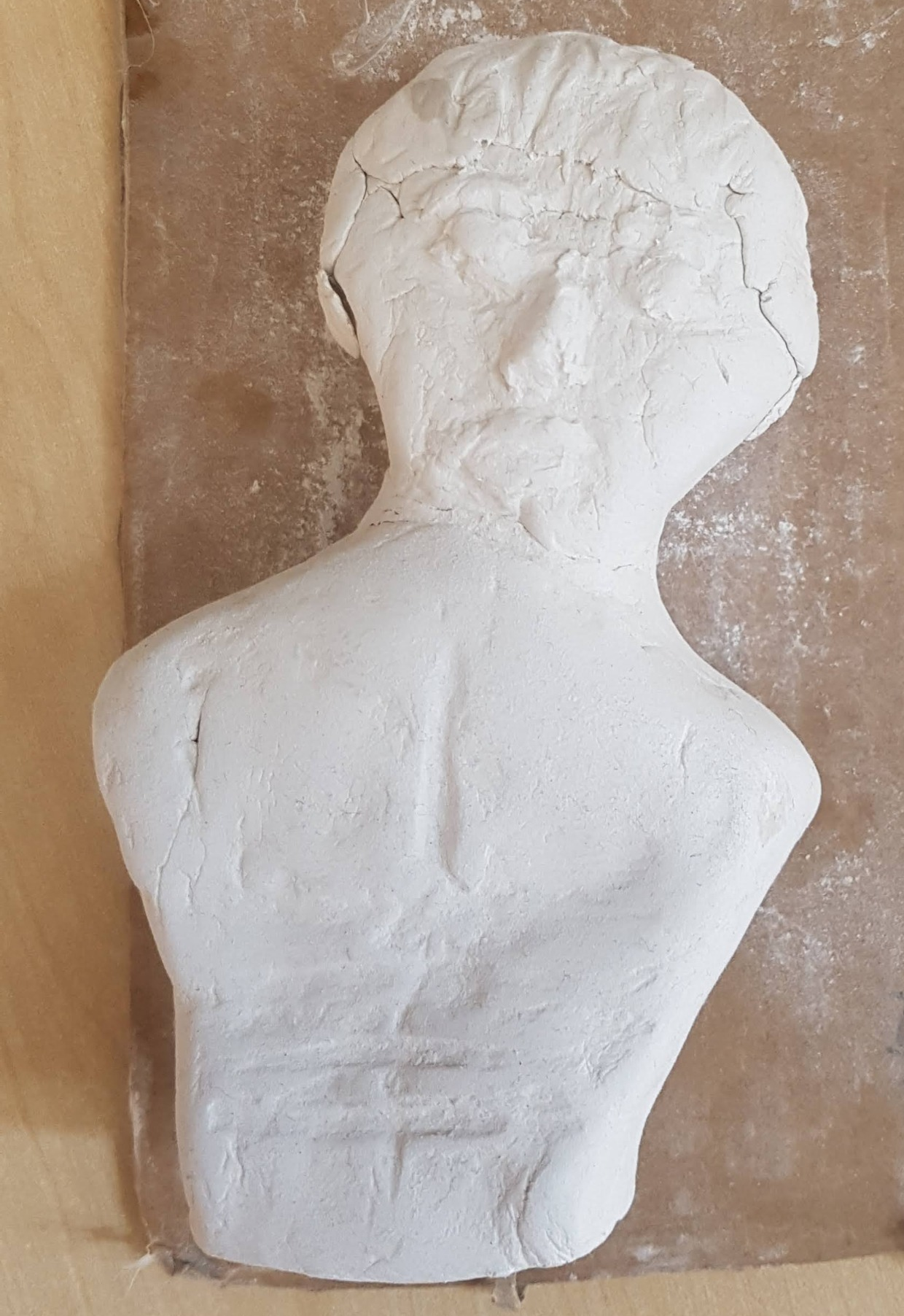 Inspired by Greek busts