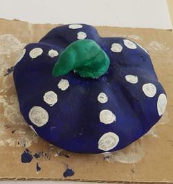 Inspired by Yayoi Kusama's Pumpkins