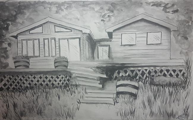 Cottage at Cordova Lake