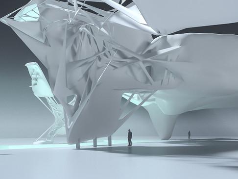 Chevron Pavilion