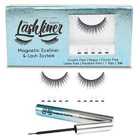 lashliner magnetic lashes miss natasha j