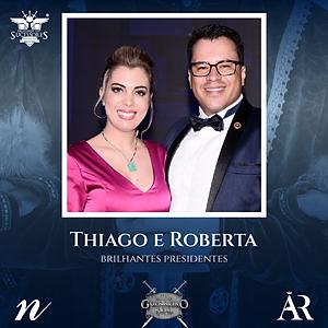 Thiago e Roberta