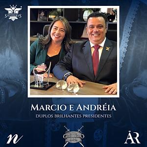 Marcio e Andréia