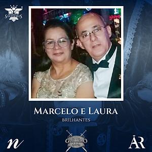 Marcelo e Laura