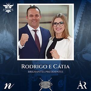 Rodrigo e Cátia