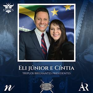 Eli Felix e Cintia