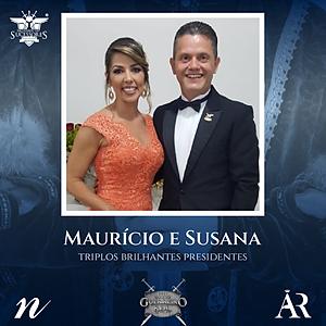 Maurício e Suzana