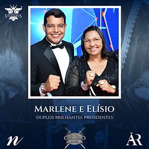 Marlene e Elísio