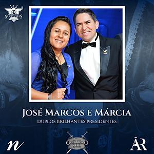 José Marcos e Marcia