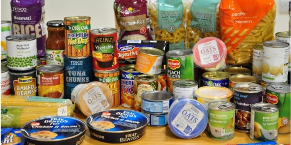 Food Parcels - Temporary Coronavirus Response