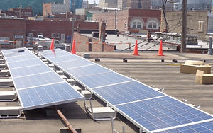 Arts Tech-Kansas City-Solar Panels Insta