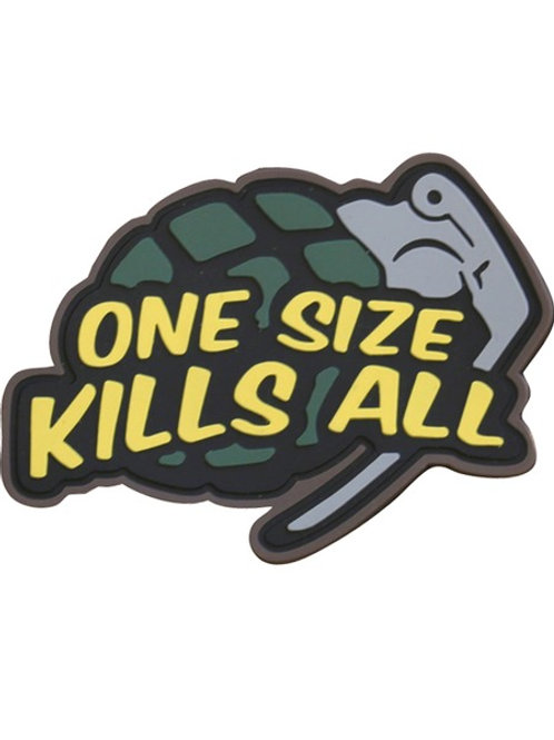 One Size Kills All Patch