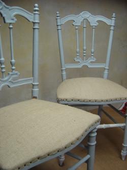 Chaises de chambre