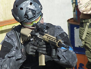 BATTLE AIRSOFT PLAYER