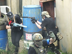 EXTREAM AIRSOFT CQB AT BATTLE STATIONS AIRSOFT
