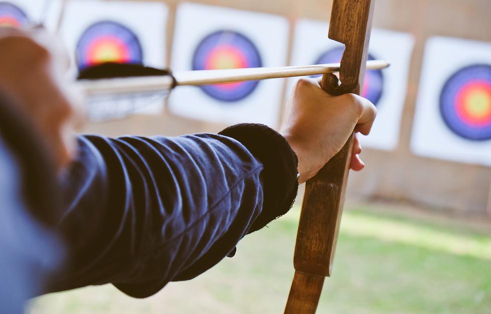 Archery at Batle Stations