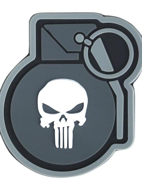 Punisher Grenade Patch