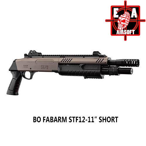 """FABARM SFT12 11"""" SHORT FDE SPRING SHOTGUN"""