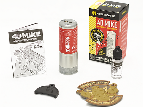 40 Mike Gas Powered Grenade