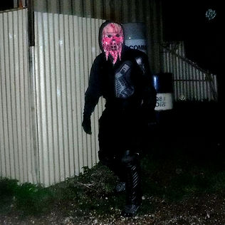 AIRSOFT ZOMBIE AT BATTLE AIRSOFT