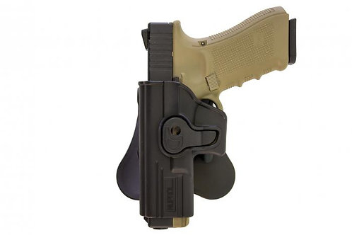 NP EU SERIES HOLSTER - LEFT HANDED - G17/18