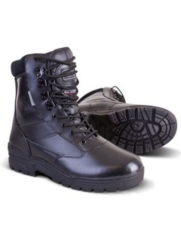 Patrol Boot - All Leather