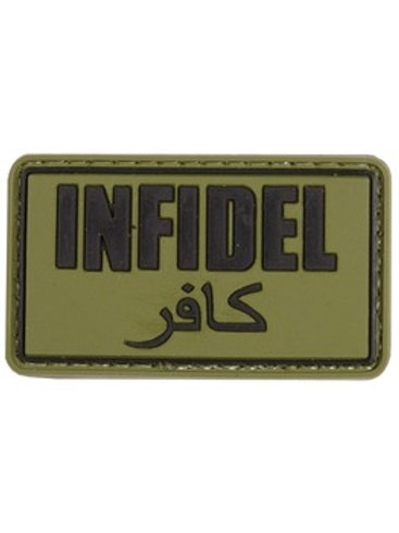 Infidel Patch - Green