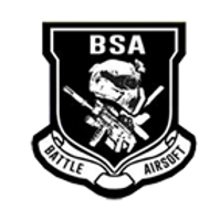 BATTLE AIRSOFT PATCH