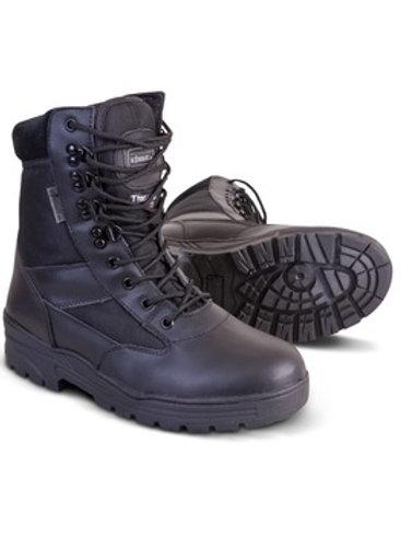 Patrol Boot - Half Leather/Half Nylon