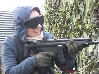 LOW IMPACT AIRSOFT AT BATTLE STATIONS