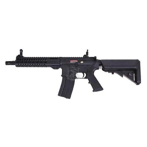"S&T M4 SLIM KEYMOD 9"" GBB BK"
