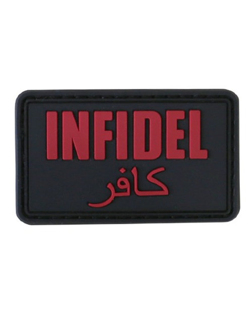 Infidel Patch - Red