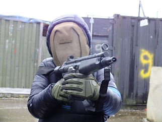 LOW IMPACT AIRSOFT