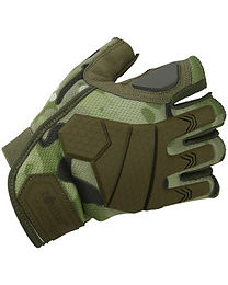 Alpha Fingerless Tactical Gloves