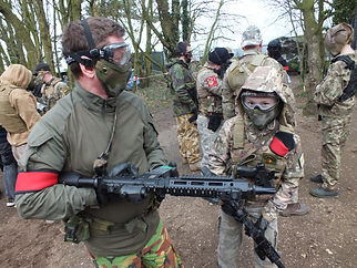 FARTHER AND SONS AIRSOFT