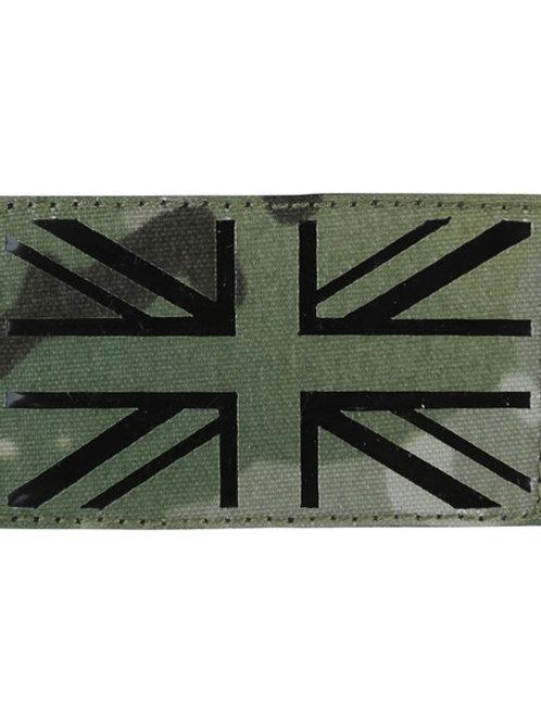 UK Laser Cut Patch