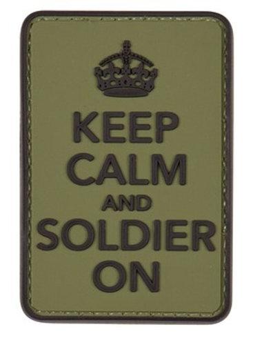 Keep Calm Patch