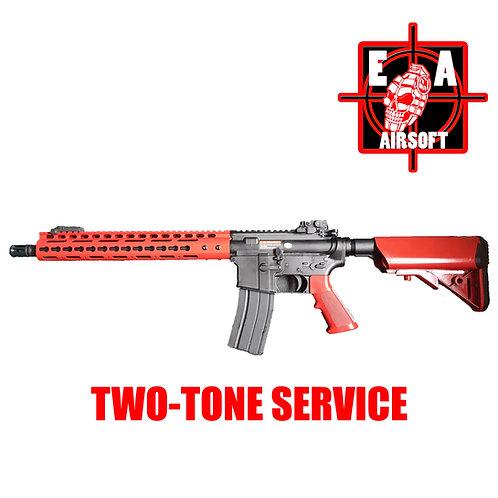 TWO-TONE SERVICE