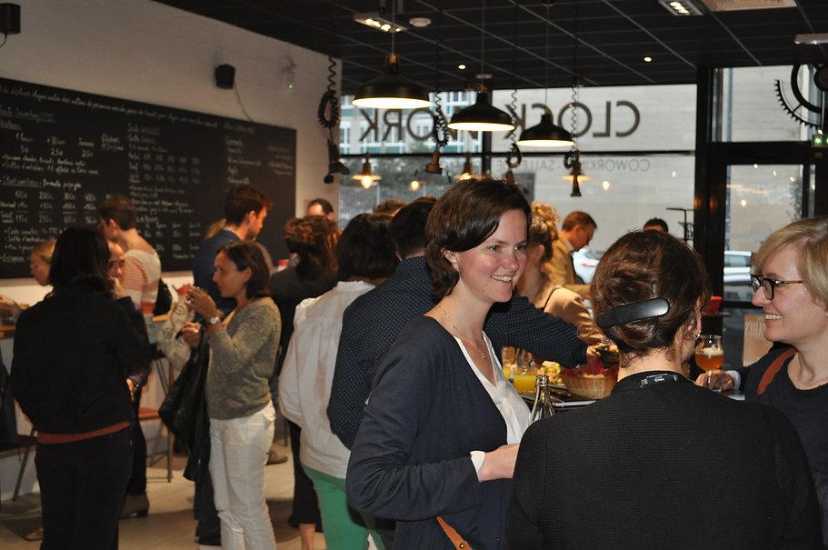Soirée d'entreprise privatisation open space centre ville de Lille