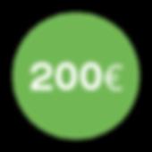 CARTE 200€