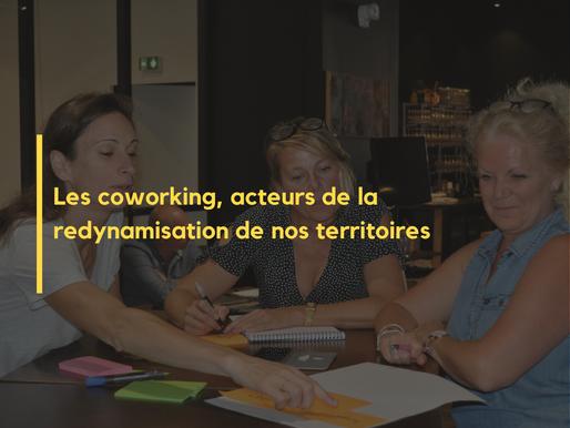 Les coworking, acteurs de la redynamisation de nos territoires
