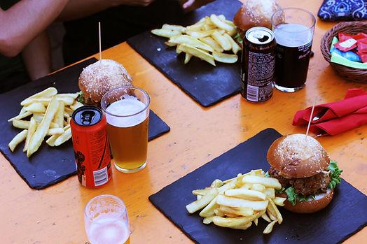 Il Posticino Birra e cicina tavolo birra