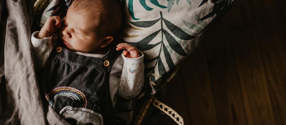 Newborn Homestory im schönen Speyer