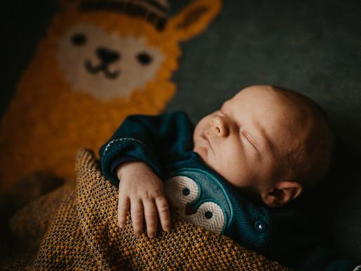 Babyfotos in Mannheim mit dem kleinen Rudi