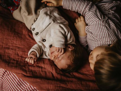 Henri und Karlo - Newbornfotos in Mannheim