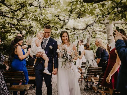 Standesamtliche Trauung im Elliot's in Mauer: Pinterest-Wedding von Claudia und Thorsten